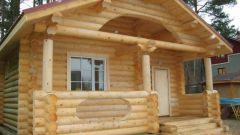 Как сохранить деревянный дом