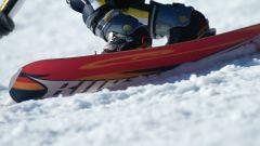 Как определить, где нос у сноуборда