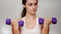 How to pump up triceps the woman