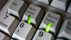 Как включить numlock при загрузке
