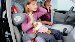 Как крепить автомобильные кресла