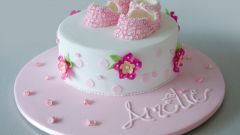 As on the cake to make an inscription