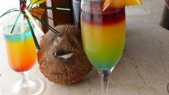 Как делать фруктовые коктейли