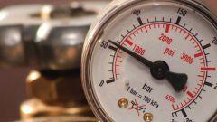 Как вычислить давление газа