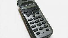 Как набрать номер в радиотелефоне