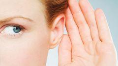 Как можно восстановить слух