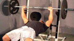 Как накачать грудь в тренажерном зале