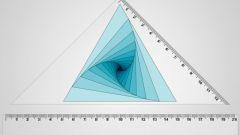 Как найти длину высоты в равнобедренном треугольнике