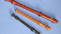 Как нарисовать флейту