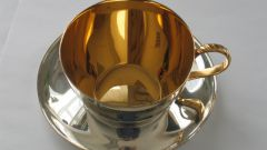 How to clean gold-plated silver