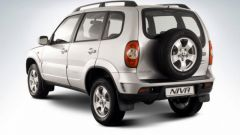 How to choose a Chevrolet Niva