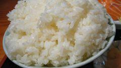 Как варить рис в кастрюле