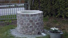 Как самому сделать бетонное кольцо