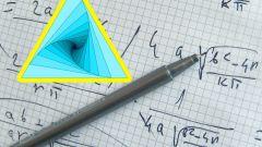 Как найти углы, когда известны длины сторон треугольника