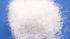 Как определить сульфат натрия