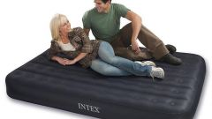 How to blow up the air mattress without a pump
