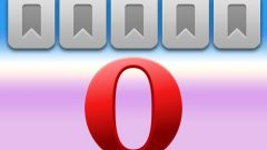 How to find bookmarks in Opera