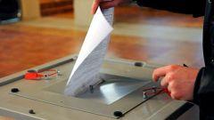 Как голосовать на президентских выборах