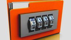 Как восстановить пароль учетной записи