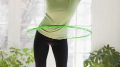 How to hula-Hoop to lose weight