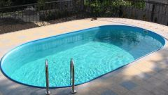 How to find the volume of the pool