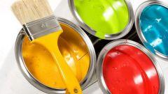 Как нанести акриловую краску