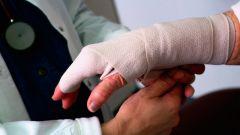 Как определить, перелом  или ушиб