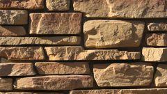 Как облицевать камнем