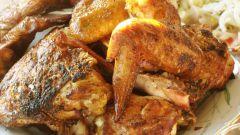 Как быстро приготовить курицу