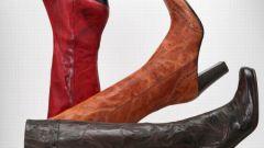 Как избавиться от белых пятен на обуви