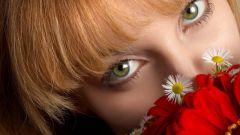 Как изменять цвет глаз в Adobe Photoshop CS3