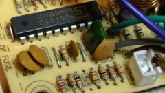 How to find the value of the resistor