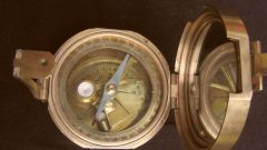 Как намагнитить компас