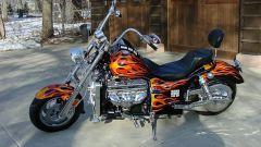Как сделать колесо на мотоцикл