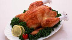 Как вкусно запечь курицу в духовке