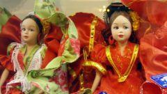 Как закрепить куклу