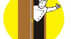 How to handle Chinese door