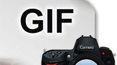 Как делать gif из видео