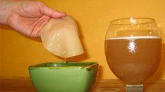 Как принимать чайный гриб