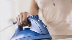 Как гладить простынь