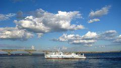 Куда течет Волга
