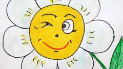 Как нарисовать смешные рожицы