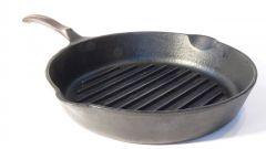 Как отмыть пригоревшую сковороду