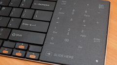 Как включить мышь на клавиатуре