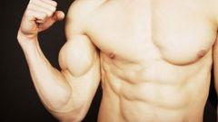 Как похудев, наращивая мышцы