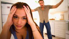 Как вести себя с агрессивным мужем