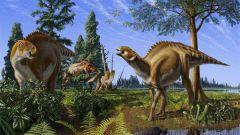 Как нарисовать динозавра карандашом