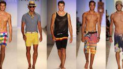 Как одеться летом парню