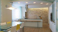 Как можно сделать потолок на кухне