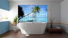 Как обновить плитку в ванной